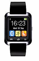 Часы наручные Smart Watch U80 Black, фото 3