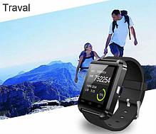 Часы наручные Smart Watch U80 Black, фото 2