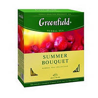 "Чай ""Greenfield"" Summer bouquet 100 пакетиков"