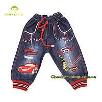 Модные джинсы на мальчика MсQueen