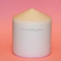 Силиконовая форма Свеча простая №02 3D