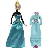 Кукла Дисней Кукла Эльза с одеждой и аксессуарами