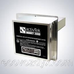 Очиститель воздуха для систем приточной вентиляции Induct 2000