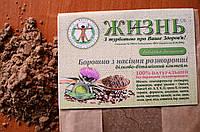 Органическая мука из РАСТОРОПШИ пятнистой, 100 г