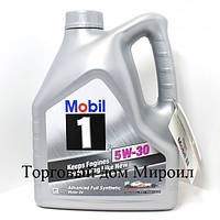 Моторное масло Mobil X1 5W-30 канистра 4л