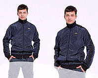 Куртка мужская из плащевки на молнии P1272, фото 1