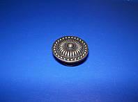 Мебельная ручка цветок бронза, фото 1