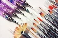 Инструменты для рисования, кисточки