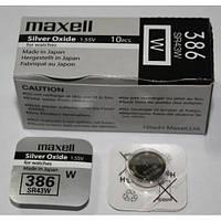 Maxell SR 43 W (386) G12