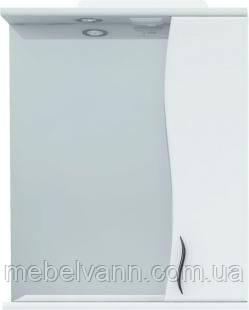 Зеркало с пеналом и подсветкой Z-1 55