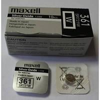 Maxell SR 721 W(361) G11