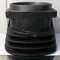 Блок (цилиндр) компрессора 1-цилиндрового КАМАЗ ЕВРО, фото 1