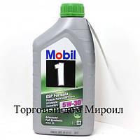 Моторное масло Mobil 1 ESP Formula 5W-30 канистра 1л