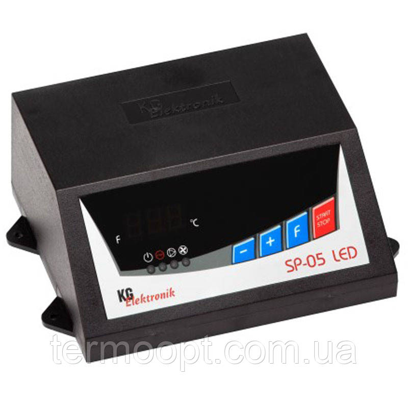Автоматика для твердотопливных котлов KG ELEKTRO SP 05 LED