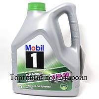 Моторное масло Mobil 1 ESP Formula 5W-30 канистра 4л