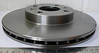 Диск тормозной ВАЗ 2112 передний вентилируемый (пр-во Bosch)