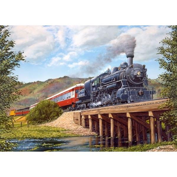 Пазлы Castorland 102655 Поезд
