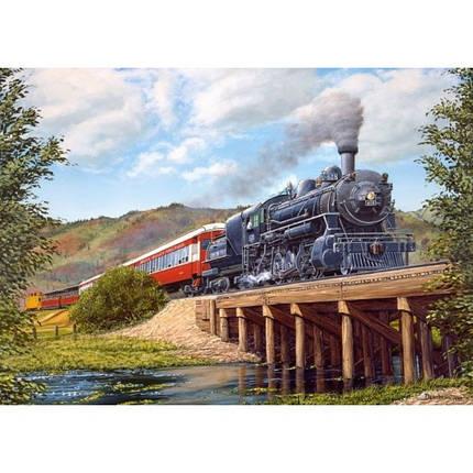 Пазлы Castorland 102655 Поезд, фото 2