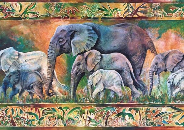 Пазлы Castorland 102747 Слоны, фото 2