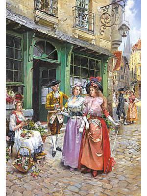 Пазлы Castorland 150564 Дамы