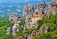 Пазлы Castorland 200306 Монастырь Греция