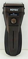 Электробритва аккумуляторная 3 плавающие ROTEX RHC230-T