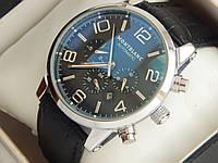 Мужские механические наручные часы Montblanc Timewalker, Black, фото 1
