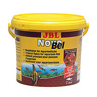 Корм для аквариумных рыб JBL NovoBel (Новобел) хлопья, 10,5 л