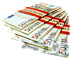 Деньги 13 Вафельная картинка