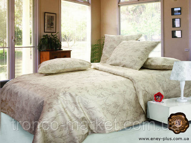 Евро постельный комплект С0068, фото 2