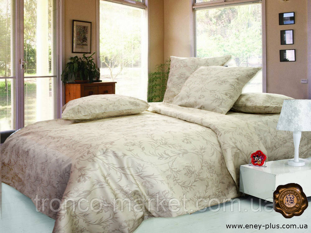 Евро постельный комплект A0004