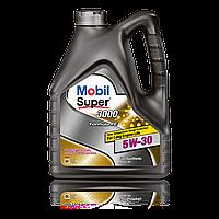 Моторное масло Mobil Super 3000 X1 Formula FE 5W-30 канистра 4л