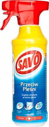 Средство против плесени и грибка SAVO Саво 500мл, фото 2