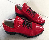 Женские туфли CHANEL натуральная замша