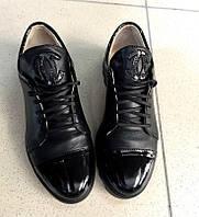 Женские туфли CHANEL натуральная кожа