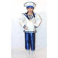 Карнавальный костюм моряк, юнга прокат киев