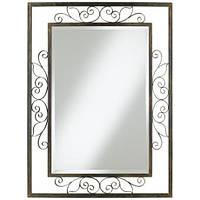 Кованое зеркало для кафе и ресторана 32