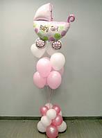Букет из шаров «Маленькой принцессе»