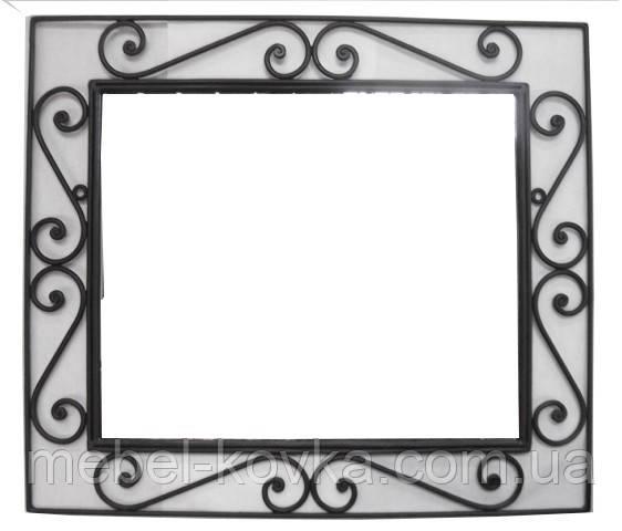 Кованое зеркало для кафе и ресторана 36