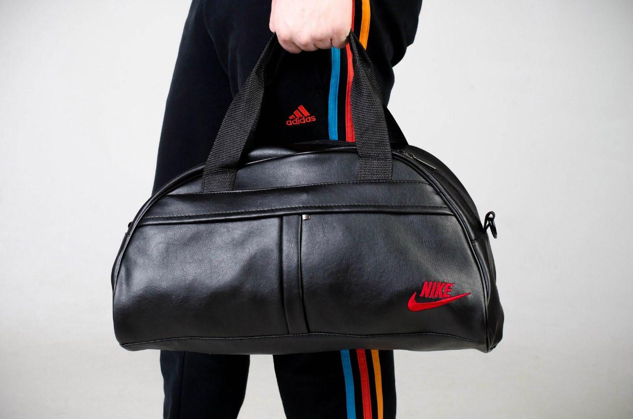 f3e8c59199a8 Сумка Nike зам. кожа красный логотип -реплика: продажа, цена в ...