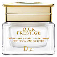 TESTER Dior Восстанавливающий атласный крем для контура глаз Prestige Satin Revitalizing Eye Creme  15ml