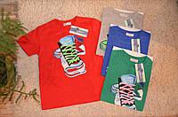 Трикотажная футболка для мальчиков Arino 134-164 см, фото 1