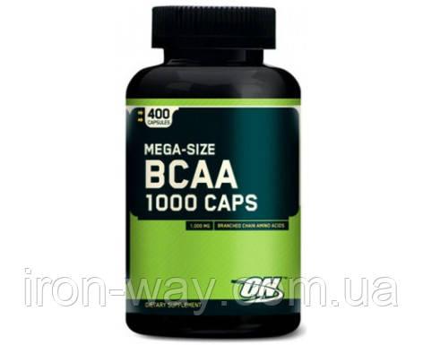 Optimum Nutrition BCAA 1000 400 caps