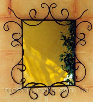 Зеркало для кафе и ресторана 47