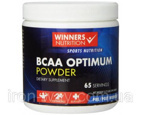 Winners Nutrition BCAA Optinum Powder 65 serv