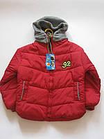 Весенняя курточка на мальчика 3-5 лет