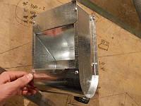 Бункерная кормушка для кроликов из нержавеющей стали