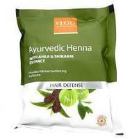 Аюрведическая хна для волос c экстрактом амлы & шикакая (VLCC Ayurvedic Henna) 100 гр.