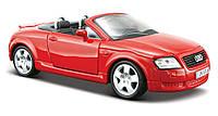 Автомодель (1:24) Audi TT Roadster red