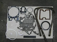 Ремкомплект двигателя (полный комплект + сальник ) КАМАЗ ЕВРО (36 наименования) (производитель Украина)